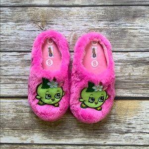 Shopkins Slippers